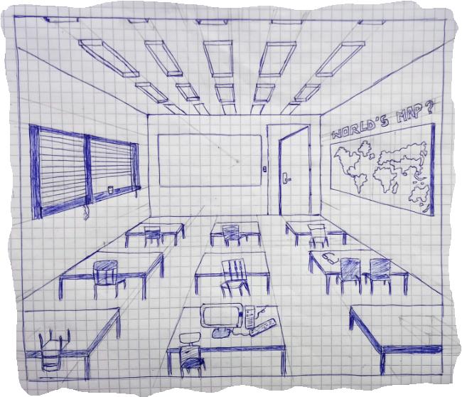 Apprendre dessiner en autodidacte toi aussi tu peux for Je dessine ma cuisine