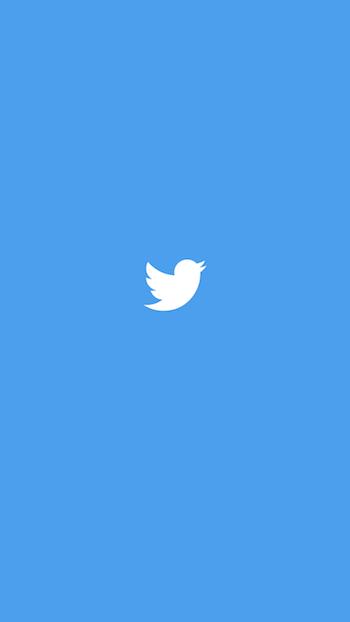 Twitter launch screen