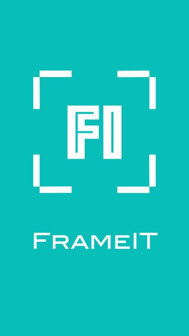 FrameIT launch screen