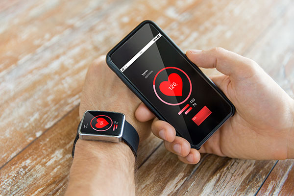 Devices are integrating. Updates for a smart watch happen through a smart phone.
