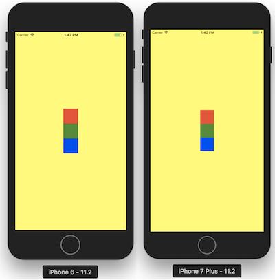 Style justifyContent : center sur l'axe Y et alignItems : center sur l'axe X