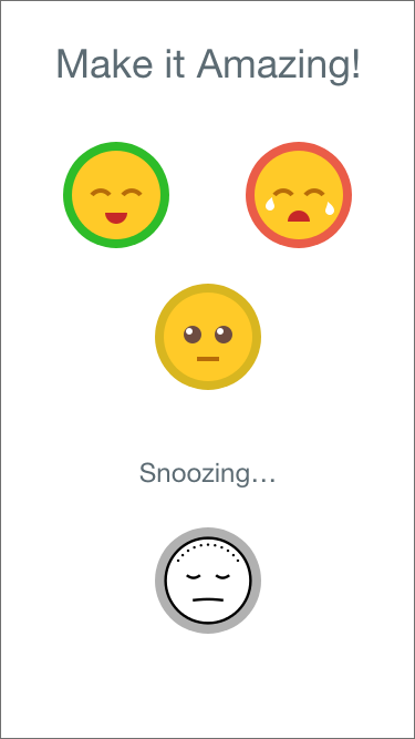 Amazing mood tracker!