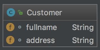 UML d'un client