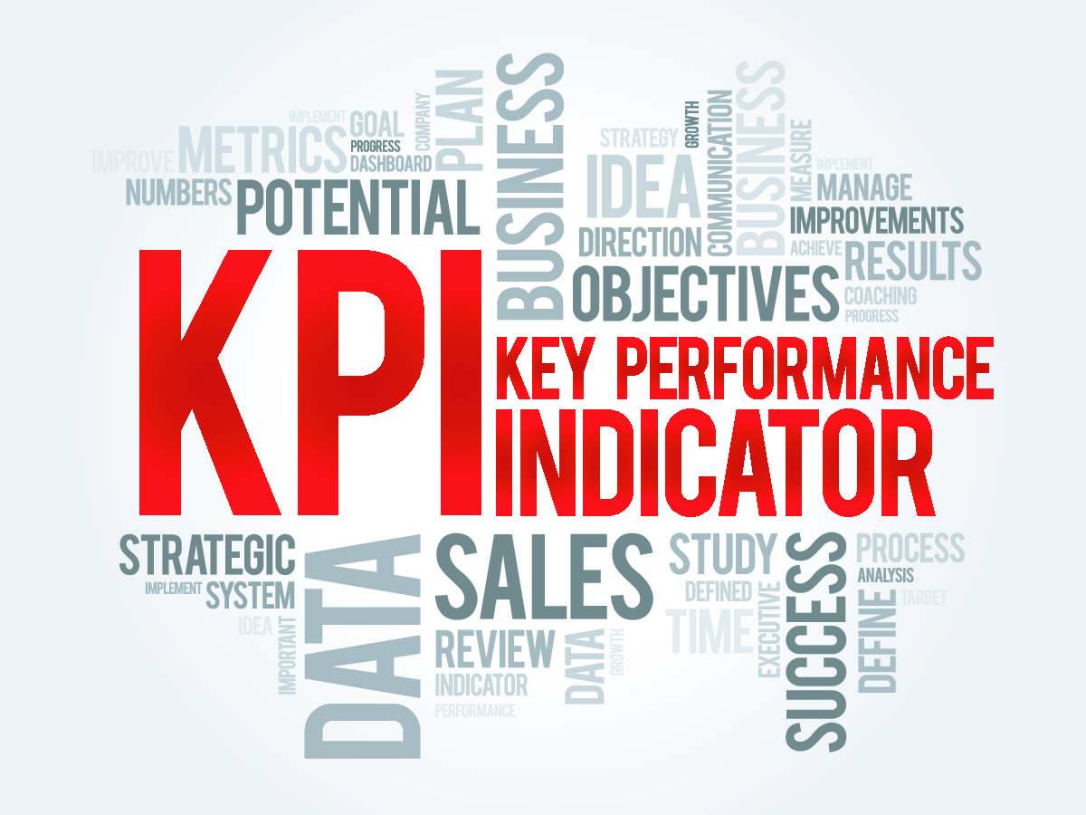 nuages de mots KPI