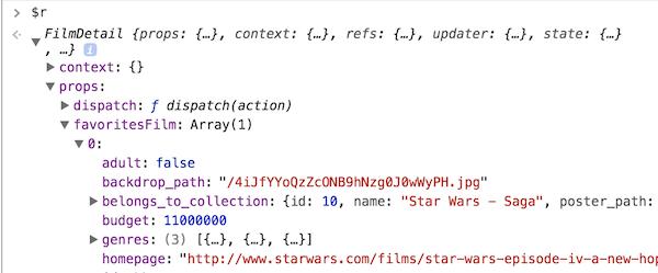Commande $r dans Chrome Developer Tools