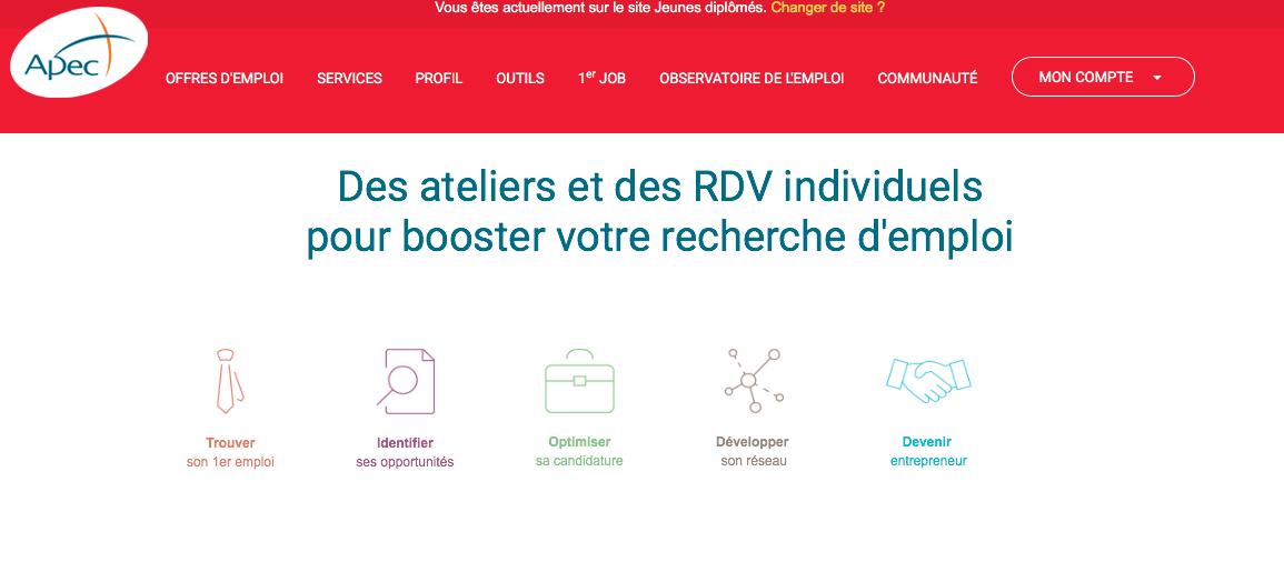 Jeunes diplômés - apec.fr