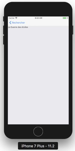 Affichage du titre du film depuis l'API détail
