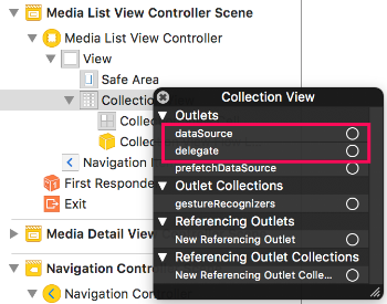 Discover grid presentation using collection views - Enrich