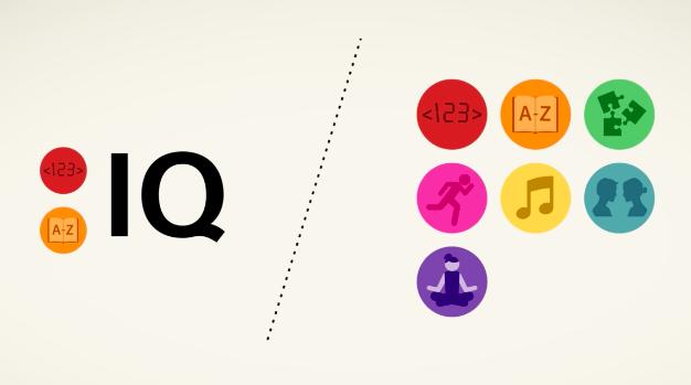 La théorie des intelligences multiples apporte de la nuance au QI comme seule représentation de l'intelligence