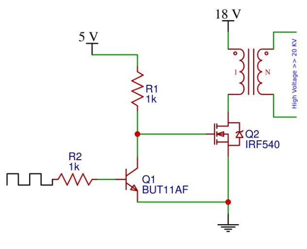 Montage transistors de puissance par ciprianmalaes - Grille indiciaire technicien superieur ...