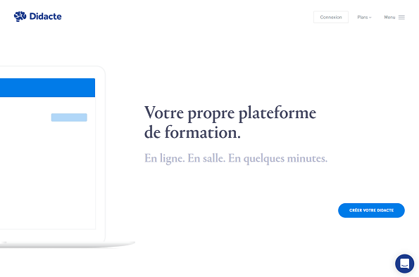 Page accueil Didacte.com