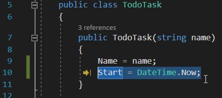 Ajoutez le code d'initialisation manquant