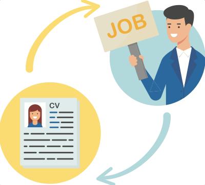 Adaptez votre CV au poste