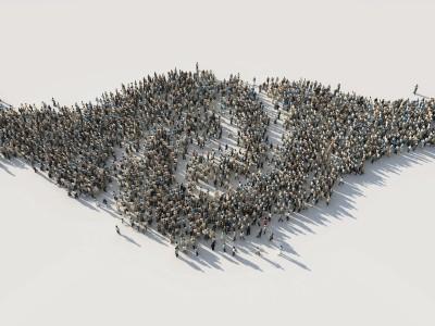 Nous voyons les groupes en fonction du mouvement