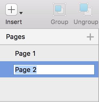 Utiliser l'hiérarchie des pages