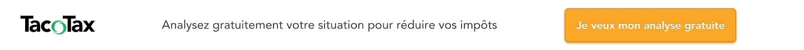 Tacotax, par exemple, permet de réduire ses impôts