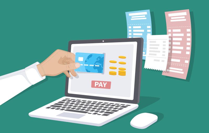 Vous pouvez vous faire payer par une plateforme de paiement en ligne
