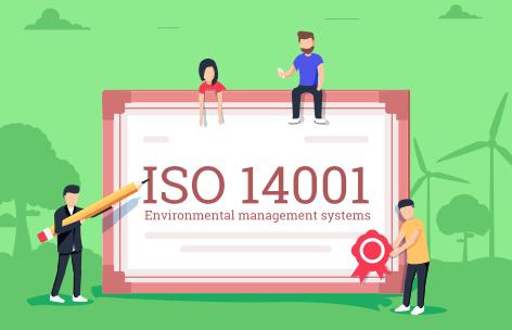 La norme ISO 14001 certifie le système de management environnemental