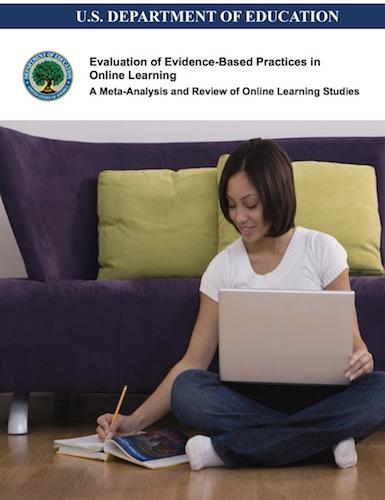 Méta-étude du ministère de l'Éducation des USA