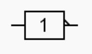 Porte NON, norme internationale, IEEE