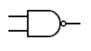 Porte NAND, norma américaine