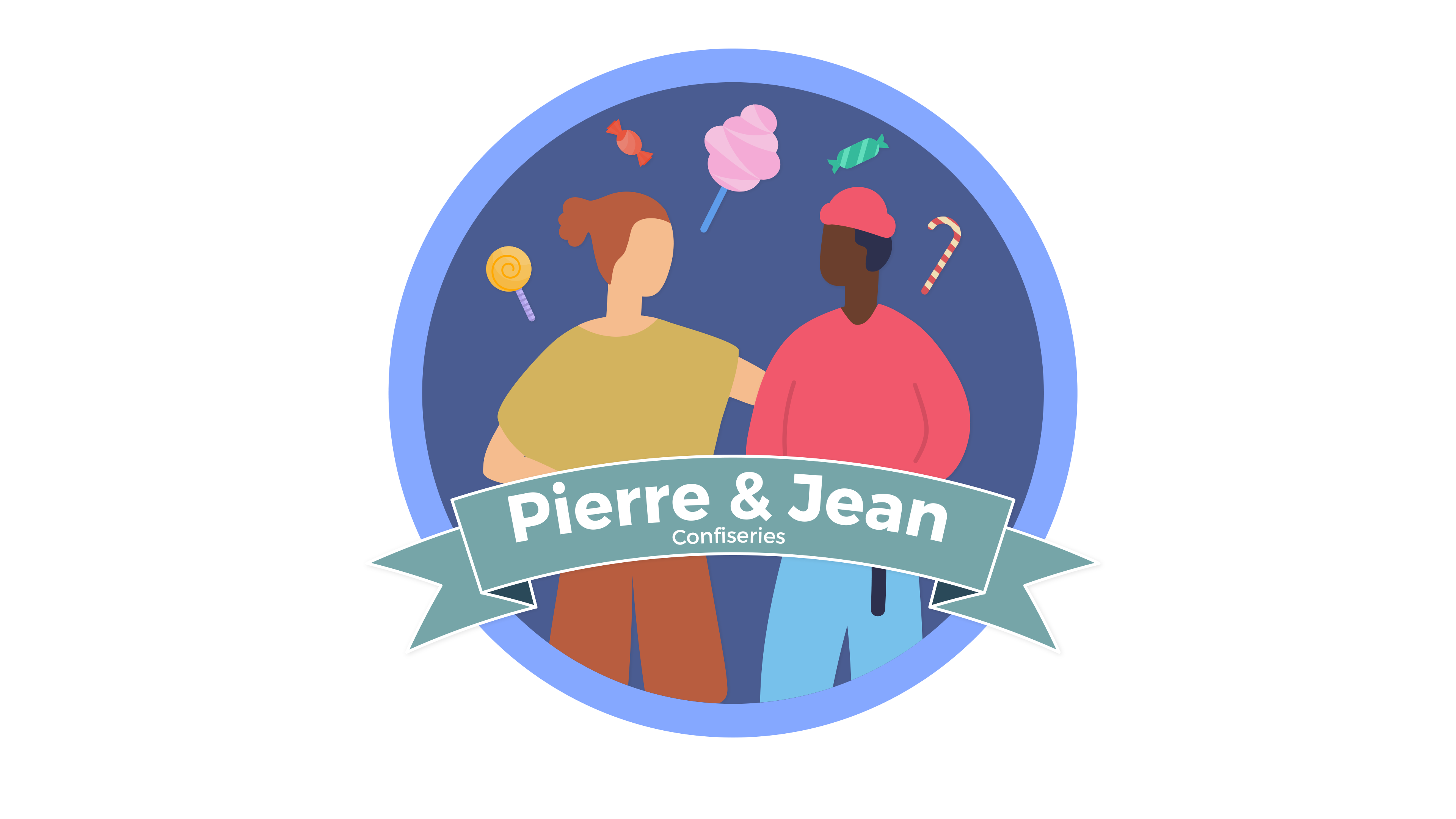 La société de Pierre et Jean, que nous allons étudier tout au long du cours