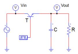 Circuit échantillonneur / bloqueur