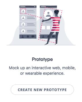 ÉTAPE 1 : créer un prototype