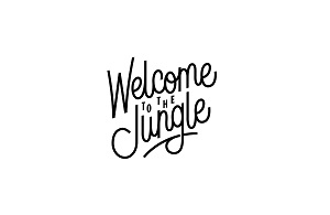 Welcome To The Jungle - Logo