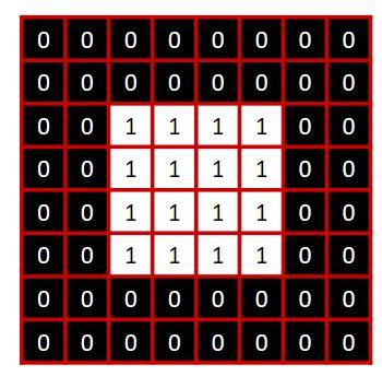 Imagette binaire