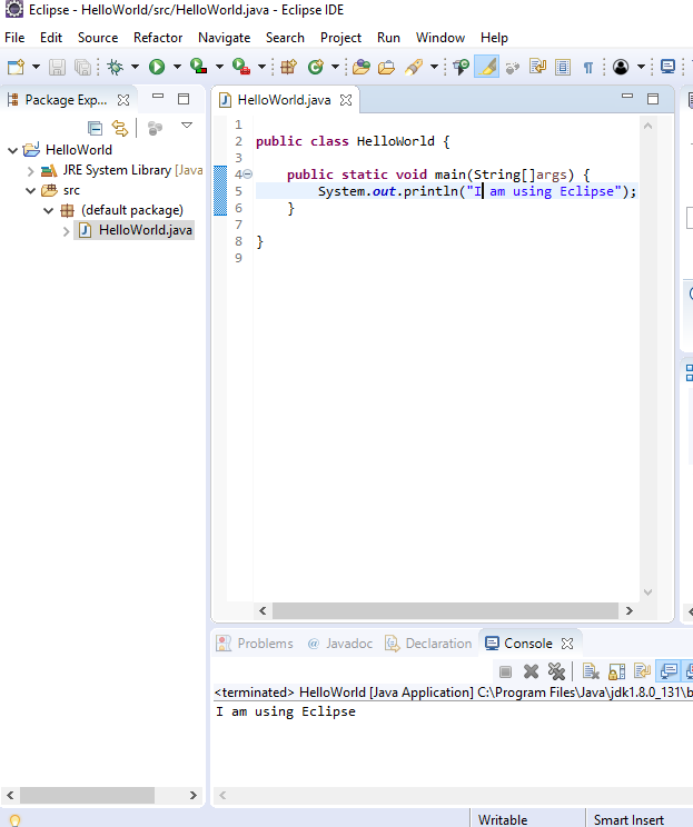 Discover the Power of a Full-Fledged IDE: Eclipse - Set up