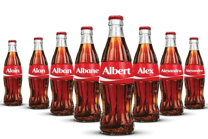 Campagne publicitaires Coca Cola