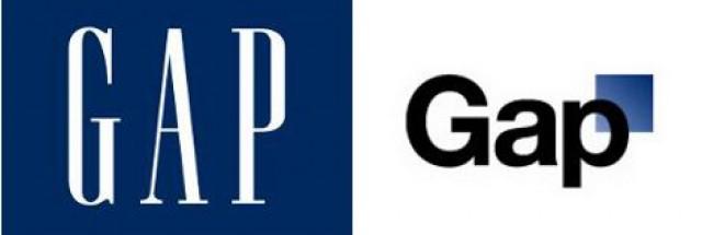 Logo Gap 2010