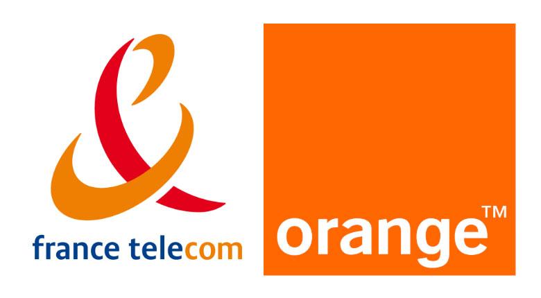 Logo Orange et France telecom (Source : Orange)
