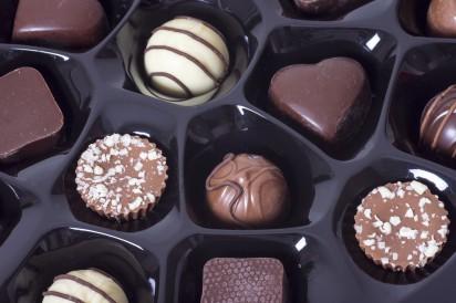 Delicious, delicious chocolate