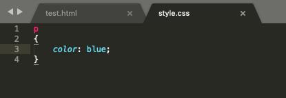 CODE CSS: