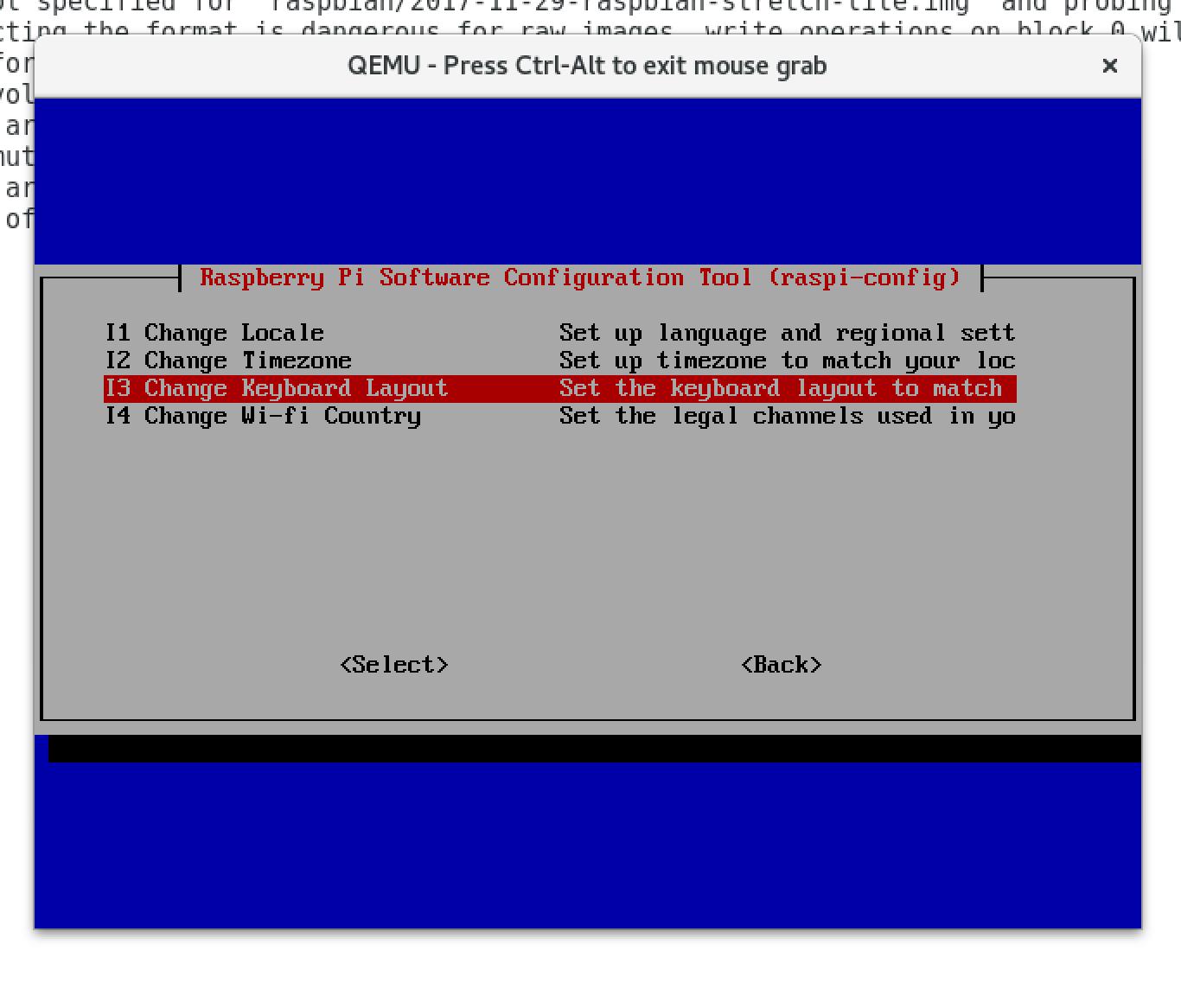 Configurez la base du système - Créez un Linux embarqué ...