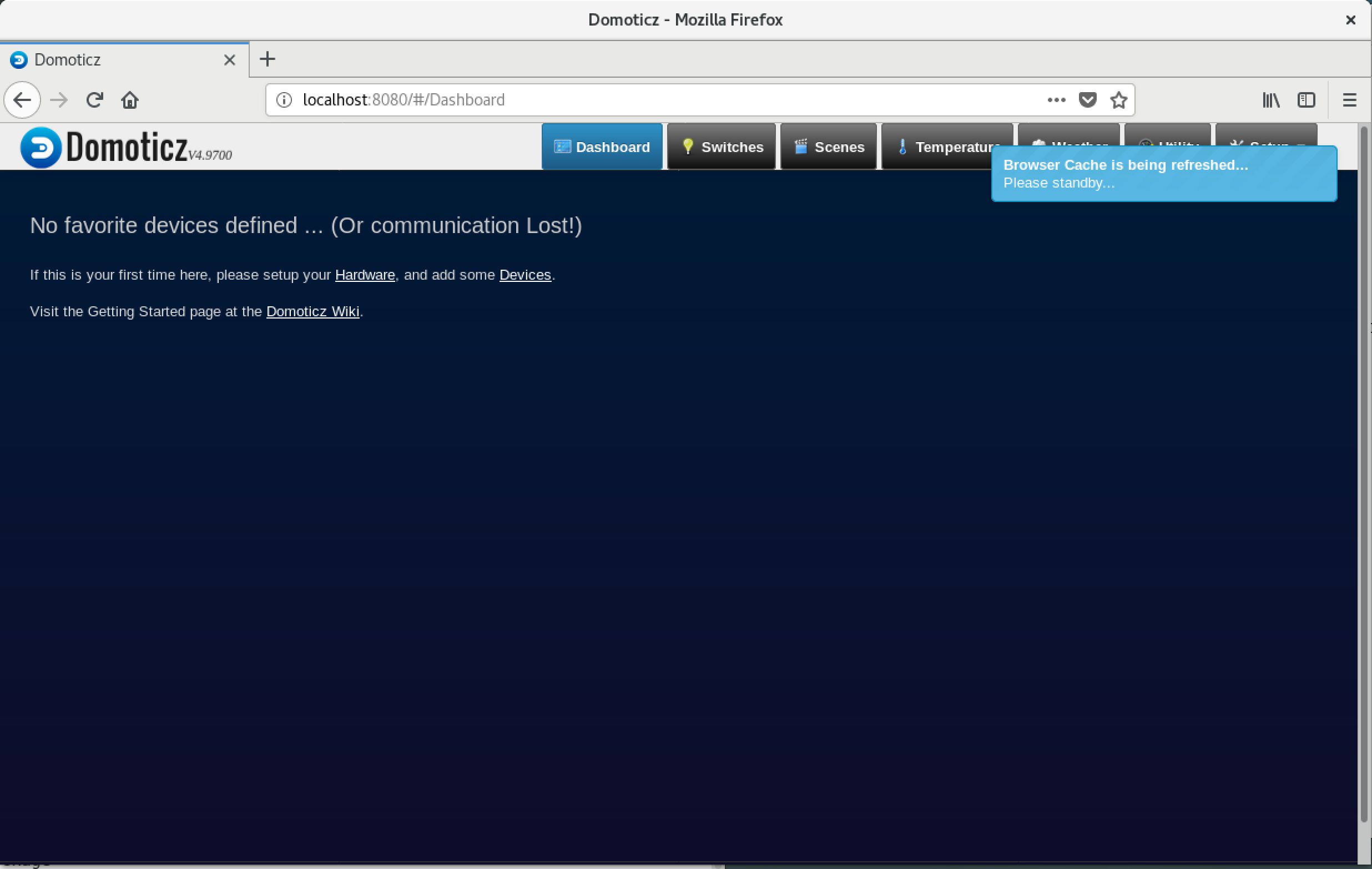 Déployez Domoticz sur un Linux embarqué - Créez un Linux