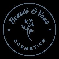 Logo de l'entreprise fictive Beauté&Vous