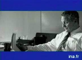 Publicité IBM, source INA.fr