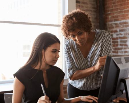 Votre mentor vous aidera à acquérir de nouvelles compétences !