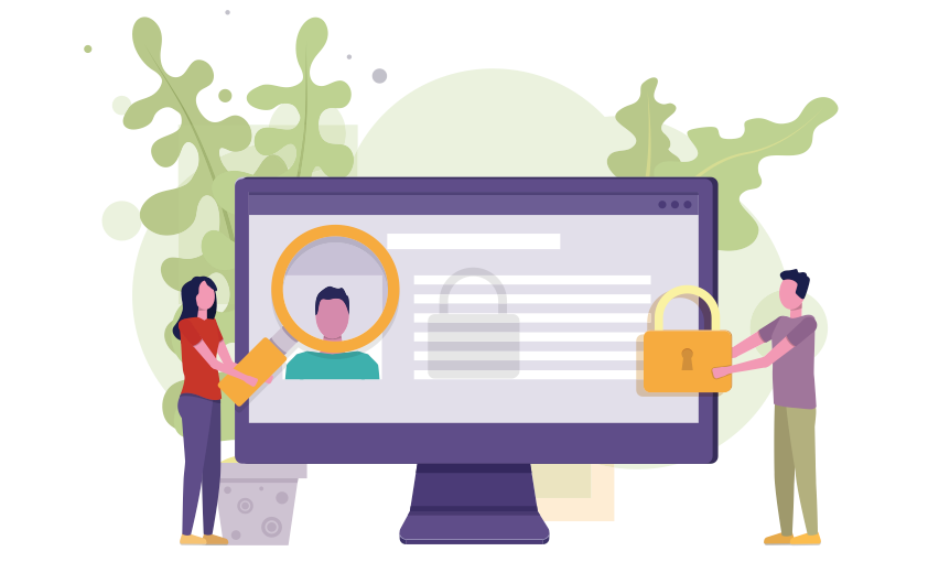 Protégez vos espaces privés avec les paramètres de confidentialité