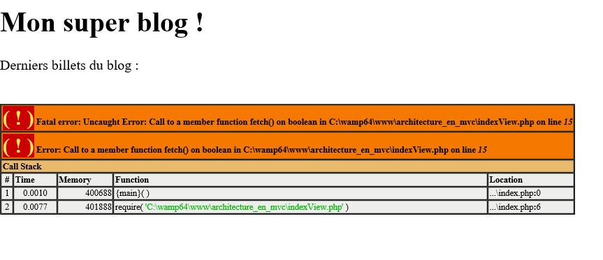 R solu uncaught error architecture en mvc par laure79 page 1 openclassrooms - Div style html code ...