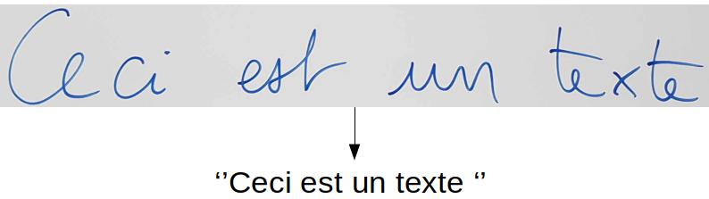 Étiquetage global d'une séquence en vue de l'utilisation de l'algorithme d'apprentissage CTC