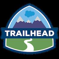 Le logo de Trailhead