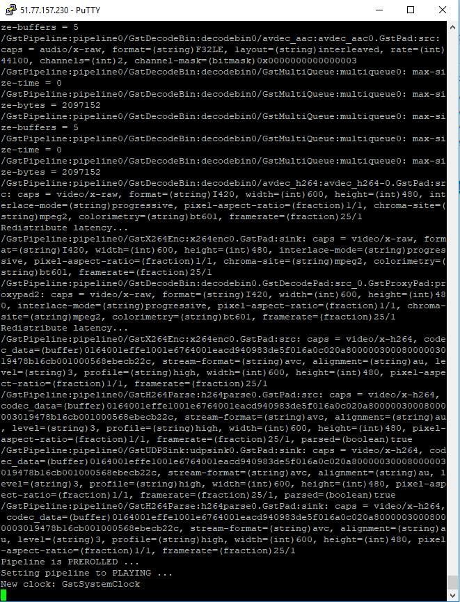 GStreamer problème de streaming par Kasimashi - page 1 - OpenClassrooms