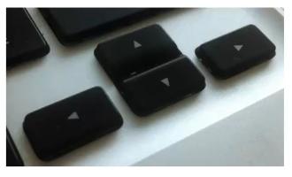 Interaction clavier