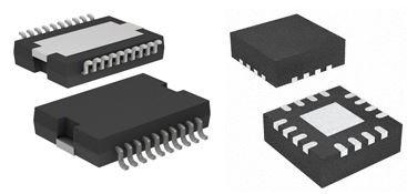 Composants qui ont une zone à souder sous leur package appelée POWERPAD car elle est bien souvent connectée au GND et impose sa connexion au moment du routage