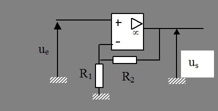 Montage amplificateur (Non Inverseur)