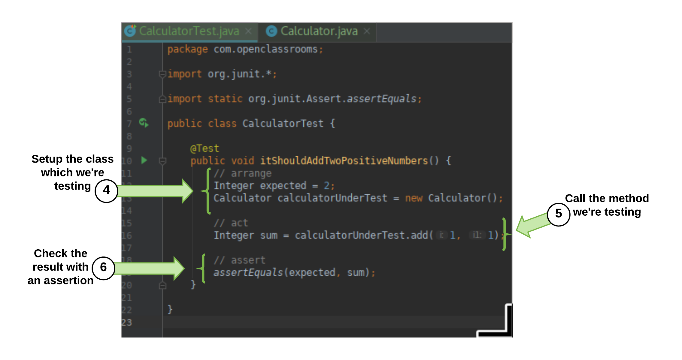 JUnit Test - part 2